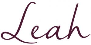 leah_signature